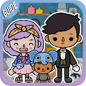 Toca Life World Town Builders FreeGuide icon