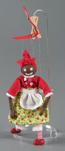 Ornament | marionette:Beloved Belindy Marionette Christmas Ornament