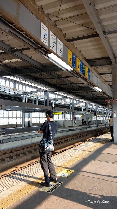 日本 JR小松站