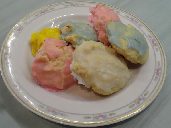 Ricotta Cookies For Easter Recipe