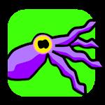 Octopus Jungle Icon