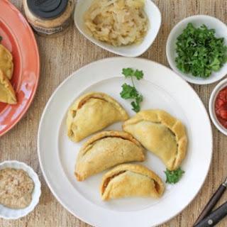 Empanadas Three Ways.