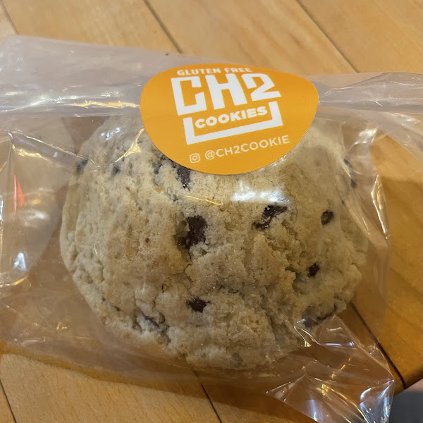 GF Chocolate Chip Cookie