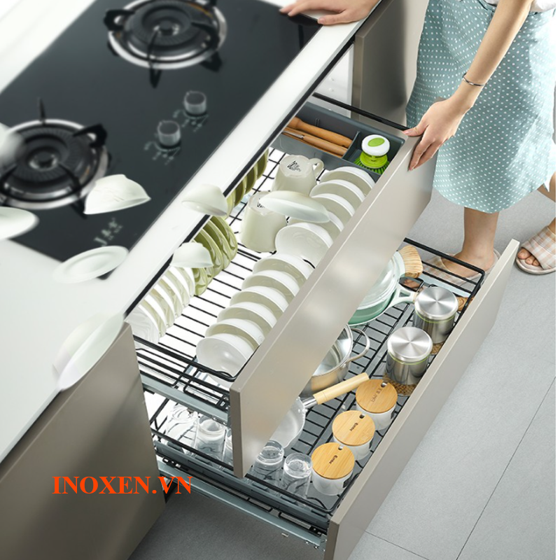 phụ kiện tủ bếp thông minh - 289282