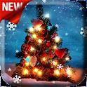 Christmas Tree 3D LWP icon
