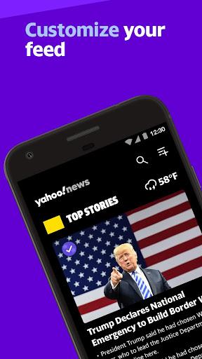 Yahoo News: National, US, & Local screenshot 3