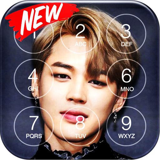 BTS Jimin Lock Screen icon