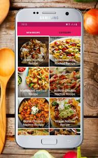 Nachos Recipe for PC-Windows 7,8,10 and Mac apk screenshot 1