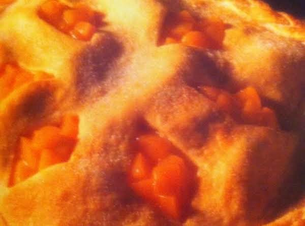 Peach Pie Ala Tammy
