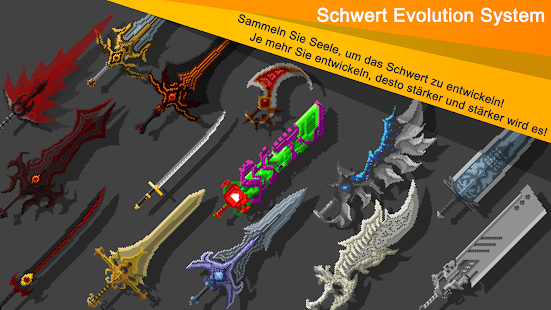 Ego Sword: Idle Schwert Clicker Screenshot