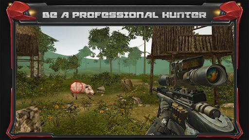 Wild Hunt - Pig Sniper Shooting screenshot 1