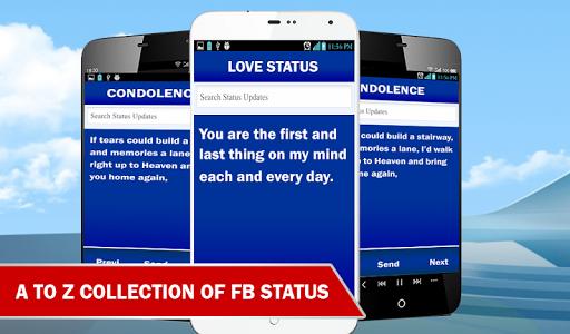 Status Quotes for FaceBook