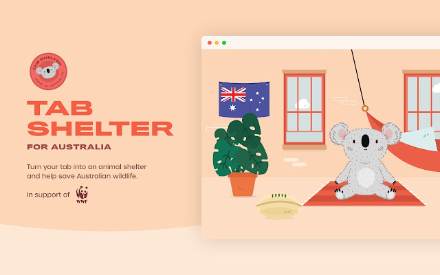TAB SHELTER for Australia