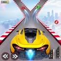 Mega Ramp Car Racing Stunts 3D : Car Games 2021 icon