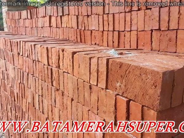 SUPPLIER BATA MERAH UNTUK TOKO BANGUNAN