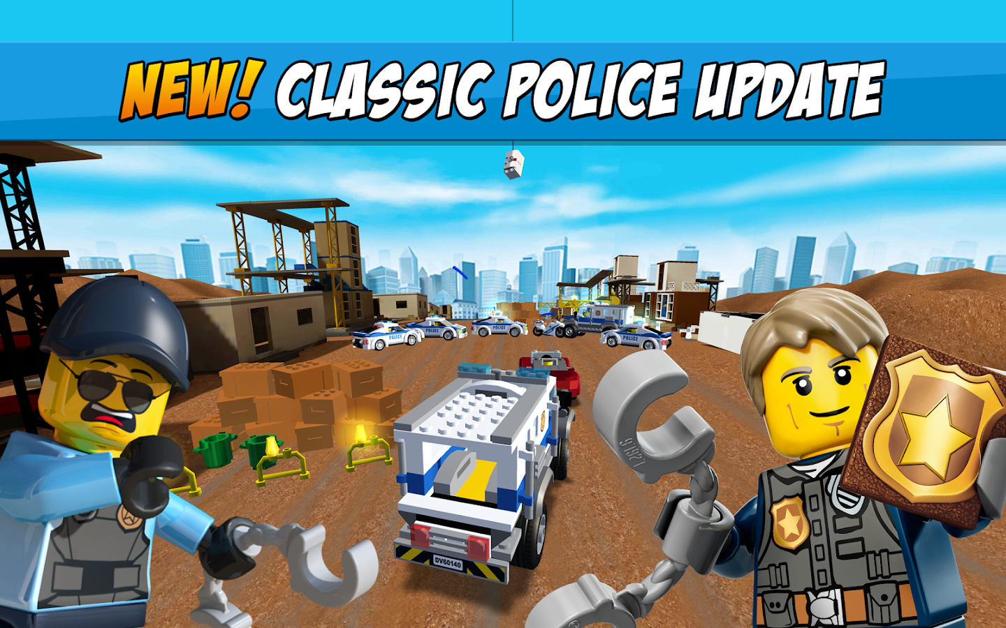 lego city.com games