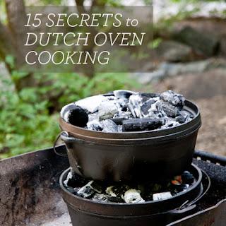 Dutch Oven Stew Recipes