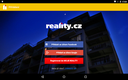 reality.cz- screenshot thumbnail