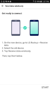 LG Backup (Sender)- screenshot thumbnail