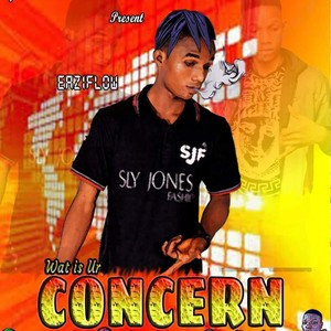 Cover Art for song Wat is Ur Concern (M-bY Okizy