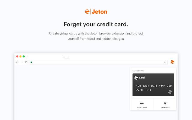 Jeton Card Extension