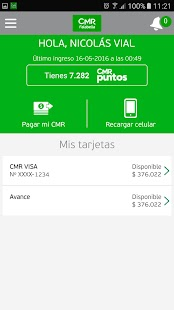 CMR Falabella - Chile- screenshot thumbnail