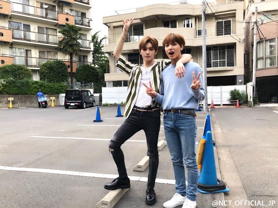 nct 127 haechan taeyong