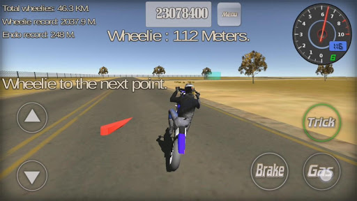 Wheelie King 3D - Realistic free  motorbike racing modavailable screenshots 8