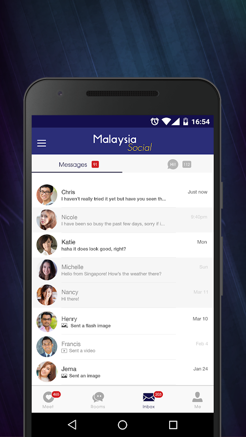 Malaysia top dating apps