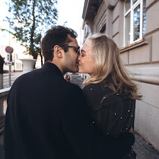 Wedding photographer Viktoriya Shmul (victoriashmul). Photo of 02.10.2018