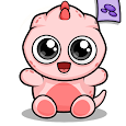 Baby Dino ? Virtual Pet Game icon