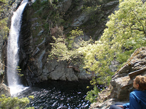 Photo: Falls at Samothraki