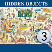 Hidden Objects 3