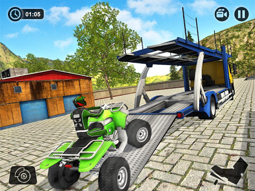Car Transporter Cargo Truck Driving Game 2018 1.0 screenshots 13