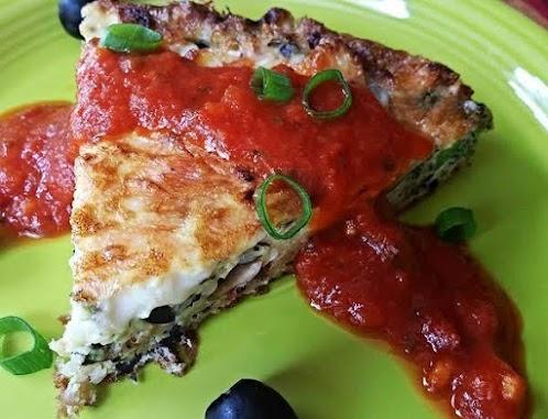 Click Here for Recipe: Italian Vegetable & Orzo Frittata