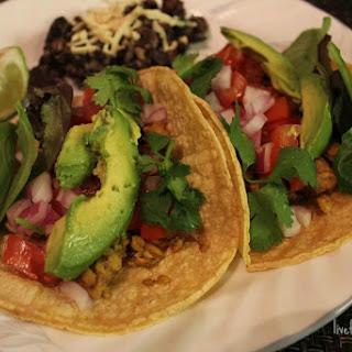 Terrific Tempeh Tacos.