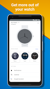 Android Wear Smartwatch by Google Smartwatch 1