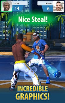 Basketball Stars apk screenshot