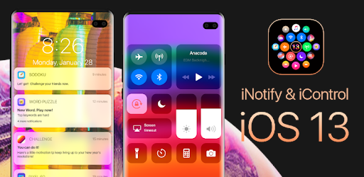 iNotify & Control Center iOS13 (Music Control) - Apps on
