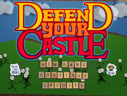 Defend Your Castle - screenshot
