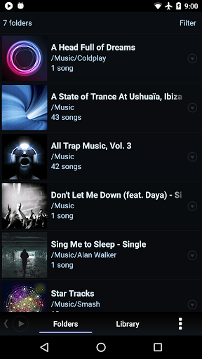 Poweramp Music Player (Trial) 2.0.10-build-588-play screenshots 6