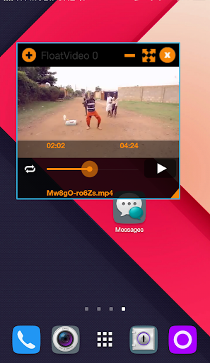 Float Video Player for Android