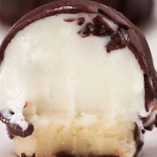 Chocolate Banana Ice Cream Bites Are Dessert Done Right Recipe
