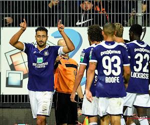 Anderlecht tente le coup pour Nacer Chadli