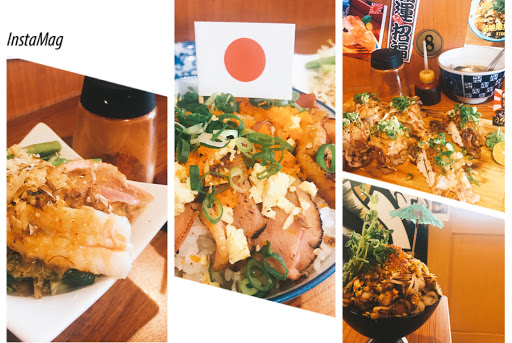 點的每樣東西都很好吃! 牛五花握壽司,牛香味重👍 可惜是醋飯有點糊.. 茶碗蒸我很喜歡💕