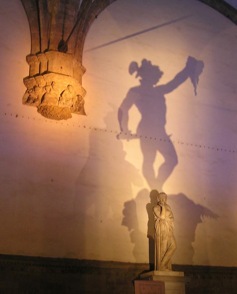 L'ombra del Perseo di marco cerrai