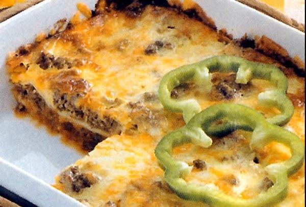 Barbecue Lasagna Recipe