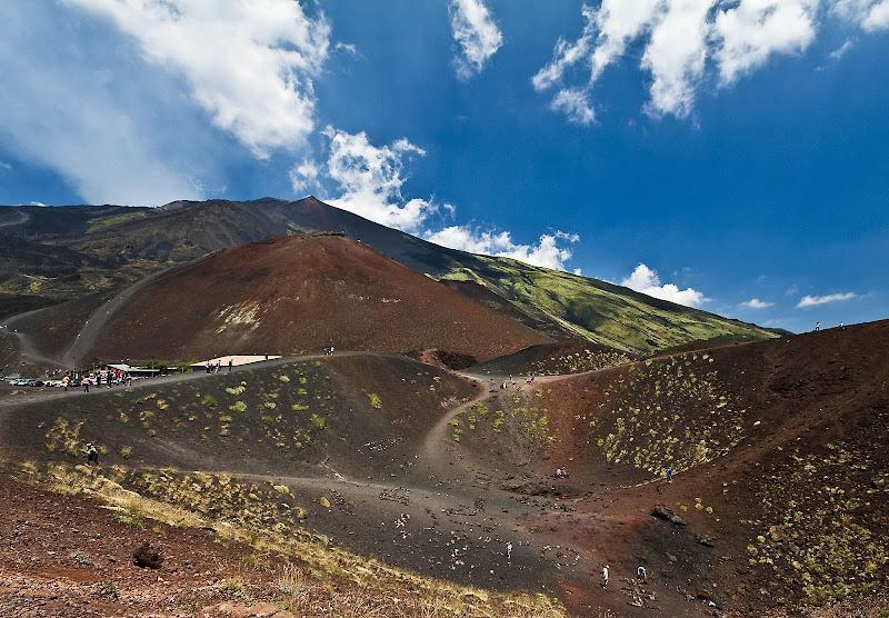 Dentro i crateri  di Pino1963