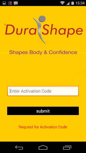 The Durashape App