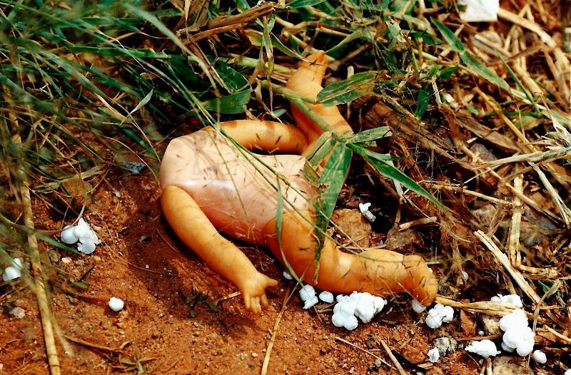 Non si trattano così le bambole!!! di Toninola